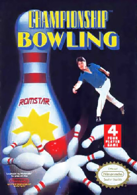 *USED* Championship Bowling