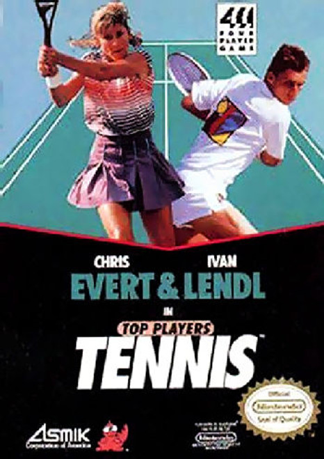 *USED* Top Players' Tennis