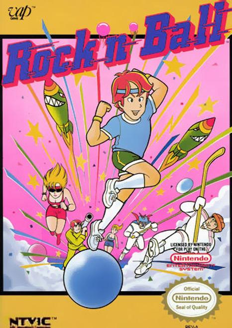 *USED* Rock 'n' Ball