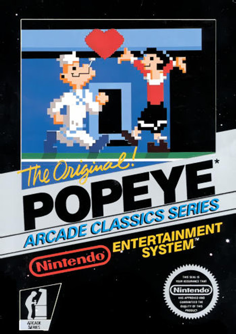 *USED* Popeye
