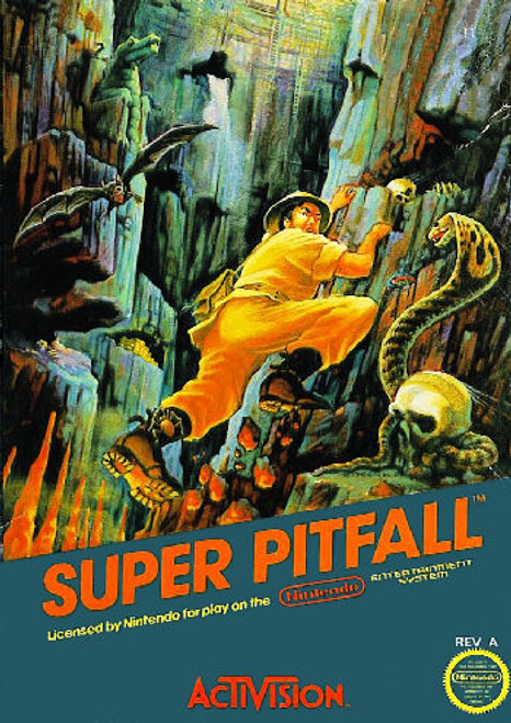 *USED* Super Pitfall
