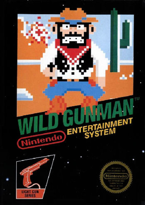 *USED* Wild Gunman