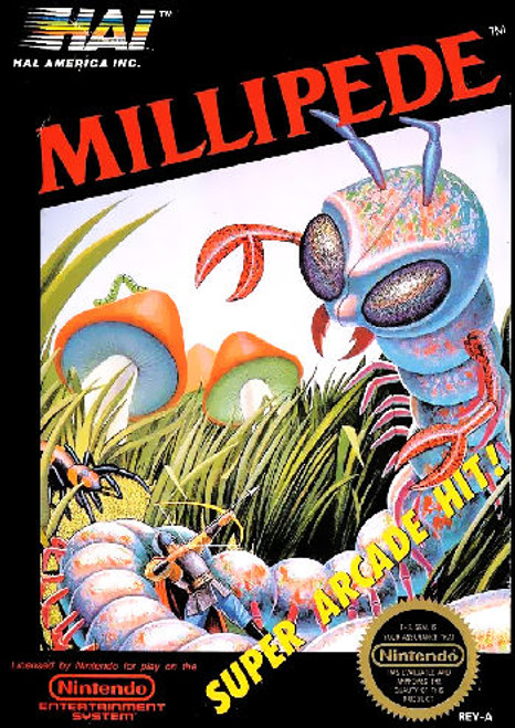 *USED* Millipede