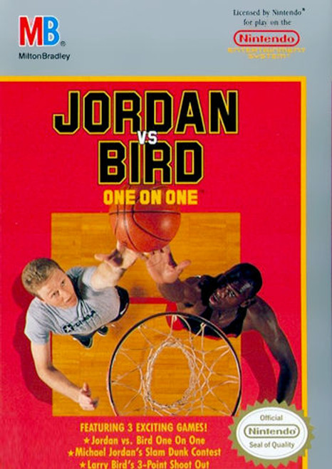 *USED* Jordan Vs Bird: One on One