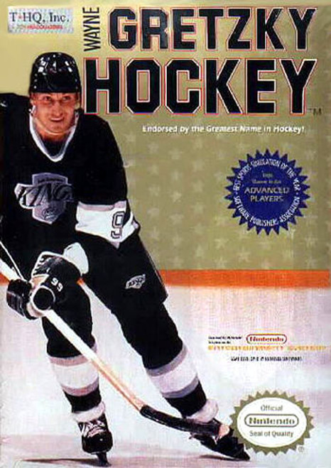 *USED* Wayne Gretzky Hockey