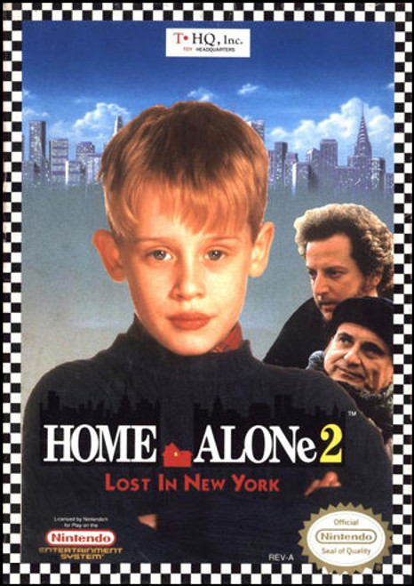 *USED* Home Alone 2: Lost in New York