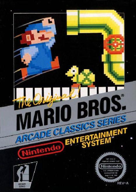 *USED* Mario Bros.