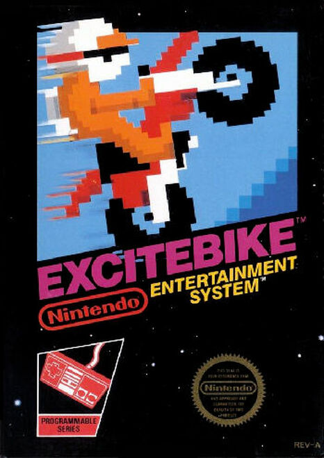 *USED*  Excitebike