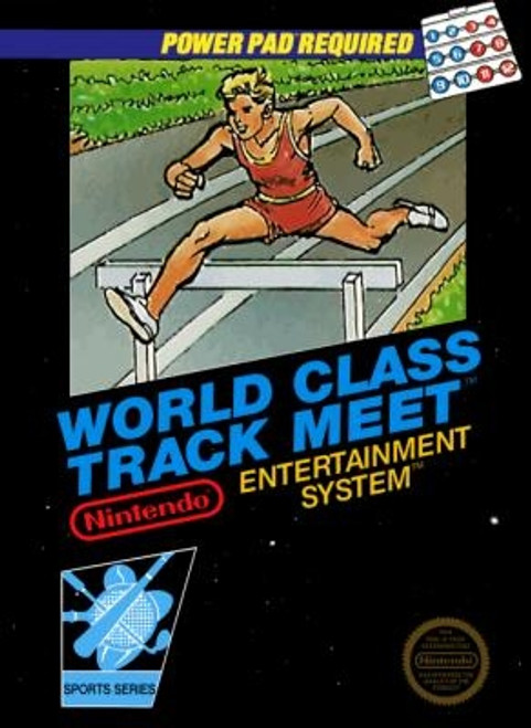 *USED* World Class Track Meet