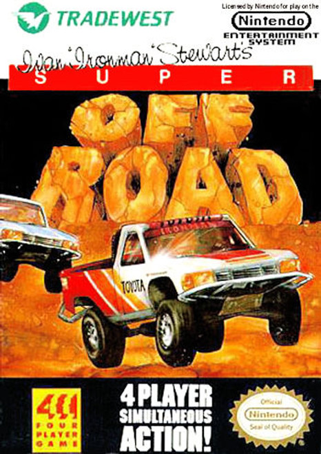 "*USED* Ivan ""Ironman"" Stewart's Super Off Road"