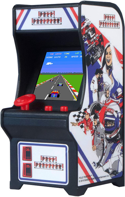 Tiny Arcade - Pole Position