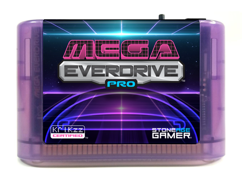 Mega EverDrive Pro (Retro Space) [Atomic]