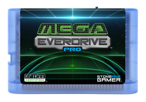 Mega EverDrive Pro (Retro Space) [Frost]
