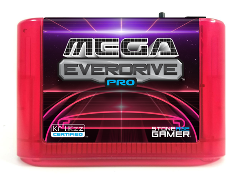 Mega EverDrive Pro (Retro Space) [Watermelon]
