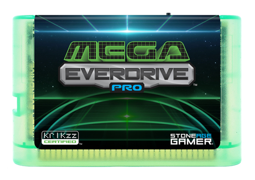 Mega EverDrive Pro (Retro Space) [Mint]