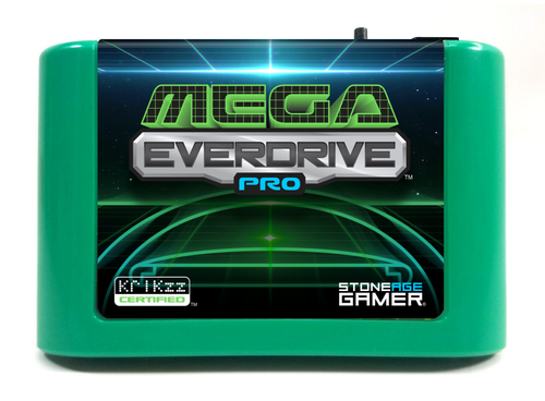 Mega EverDrive Pro (Retro Space) [Jade]