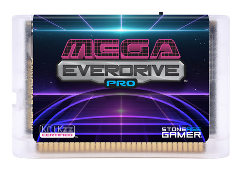 Mega EverDrive Pro (Retro Space) [Ice]