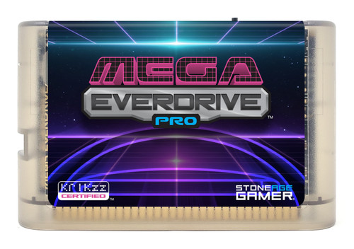 Mega EverDrive Pro (Retro Space) [Smoke]