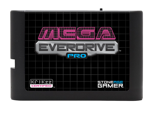 Mega EverDrive Pro (Grid) [Black]