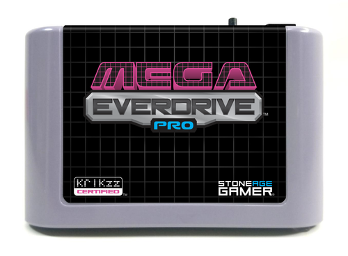 Mega EverDrive Pro (Grid) [Gray]