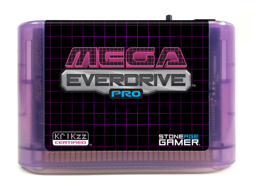 Mega EverDrive Pro (Grid) [Atomic Purple]