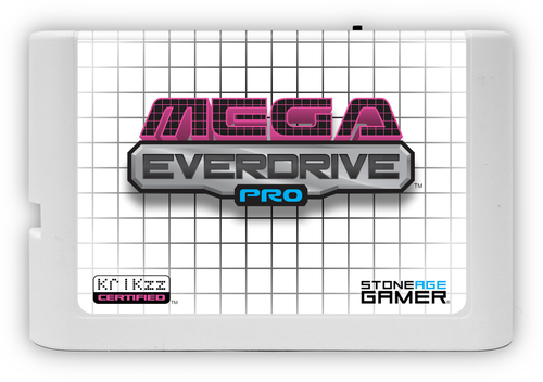 Mega EverDrive Pro (Grid) [White]