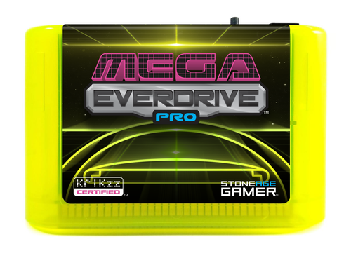 Mega EverDrive Pro (Retro Space) [Kryptonite]