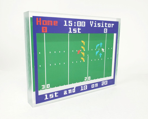 Artovision - NFL Football Desk Art