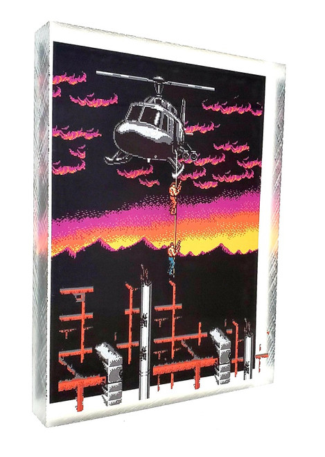 Artovision - Super Contra Desk Art