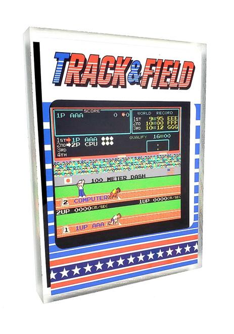 Artovision - Track & Field Desk Art