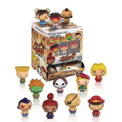 Funko Pint Size Heroes - Street Fighter