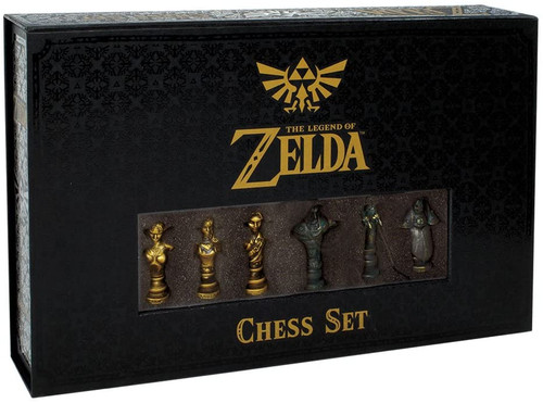 The Legend of Zelda Chess Set USAOPOLY