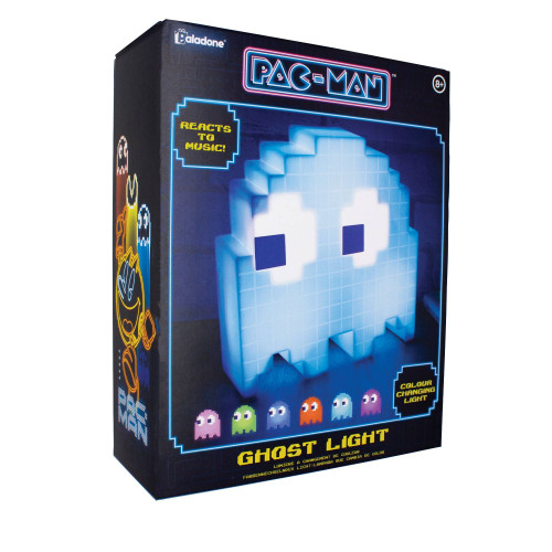 Pac Man Ghost Light Color Changing LED
