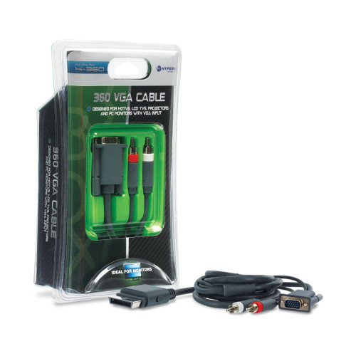 HD VGA Cable for Xbox 360® (Hyperkin)