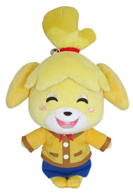 PLUSH - Smiling Isabelle 6 inch