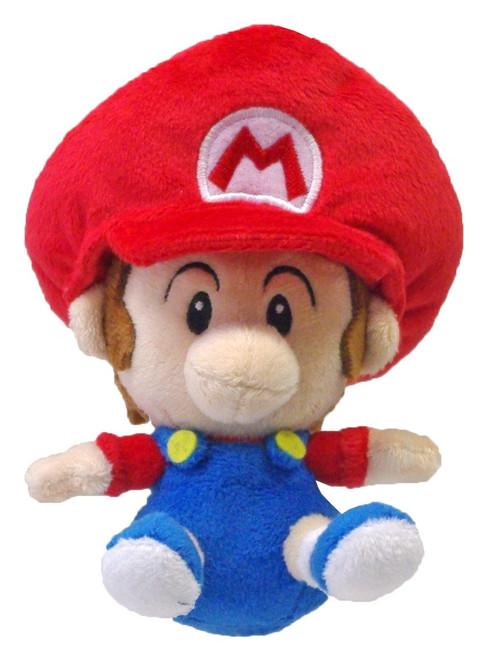 PLUSH - Baby Mario 5 inch
