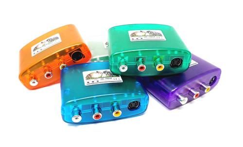 RetroTink 2X Mini - S-video, Composite, to Digital Video Output