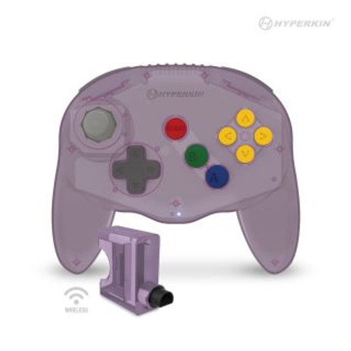 Admiral Premium Bluetooth Controller For Nintendo 64 / Nintendo Switch®/ Nintendo Switch / PC/ Mac / Android - Hyperkin