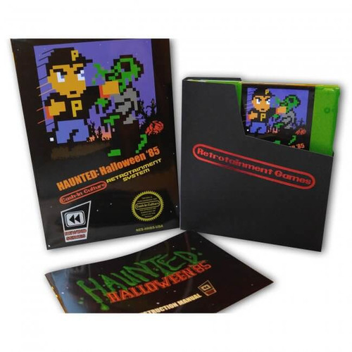 Haunted Halloween 85 - Nintendo NES - Retrotainment Games