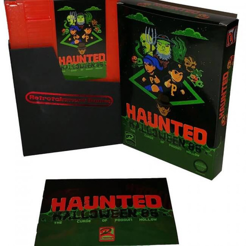 Haunted Halloween 86 - Nintendo NES - Retrotainment Games