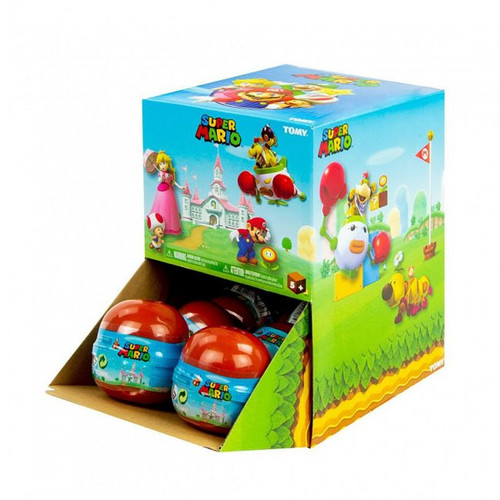 Super Mario Buildable Figures - Blind Box