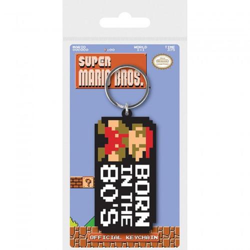 Super Mario Keychains - 8 Bit Nintendo NES