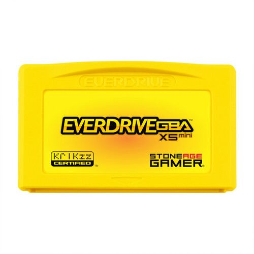 EverDrive-GBA X5 Mini (Blazing)