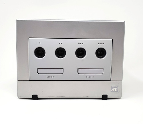 Silver GameCube Console - HDMI Modded - Xeno Backup/Region Mod - DOL019