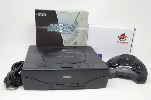 Sega Saturn Pre-Installed MODE Console Bundle  - SAT-001