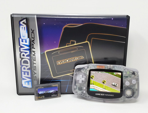 Game Boy Advance EverDrive System Bundle - GBA002