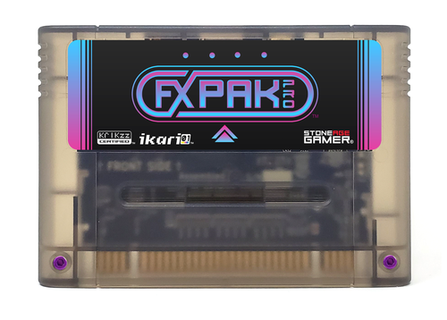 FXPAK Pro (Neon Night)