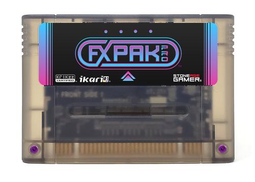 FXPAK Pro (Neon Night) [All Region]