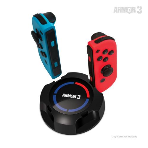 MultiVolt 4-Port Charging Dock For Nintendo Switch Joy-Con - Armor3