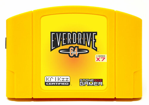 EverDrive64 X7 (Banana)